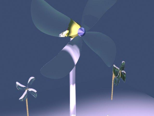 螺旋风车折纸步骤图