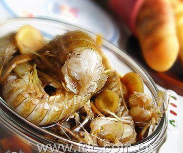韩式烤海鲜图片