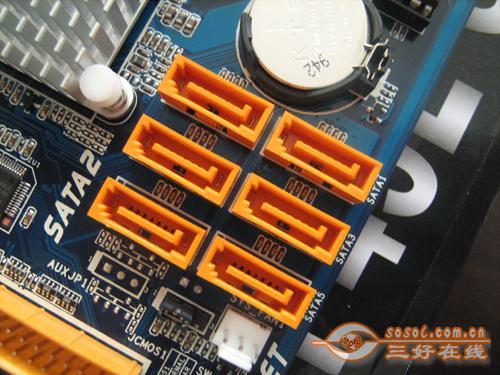 sata接口的硬盘和数据线怎么安装图片