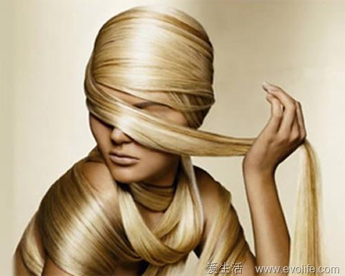 其实染发肯定会影响头发的健康