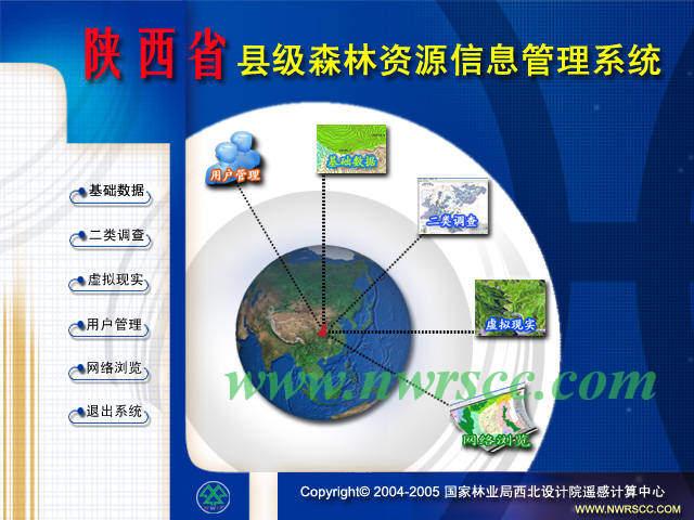 森林资源调查数据管理与更新探讨图片