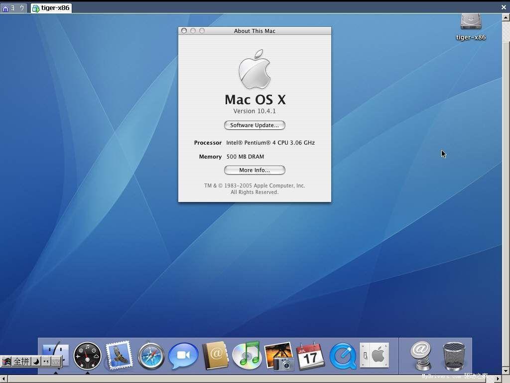 mac os x 是苹果麦金塔电脑之操作系统软件的 mac图片