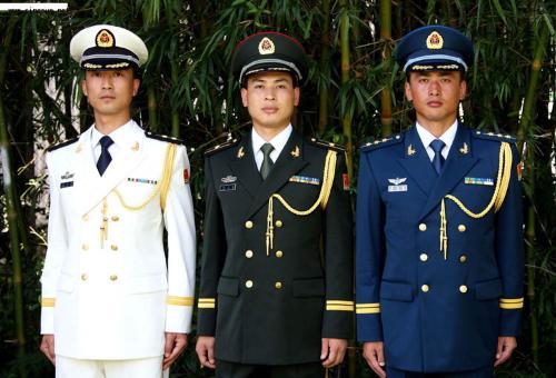 中国人民解放军07式军服 搜狗百科