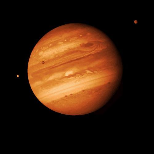 木星的自转周期是多少