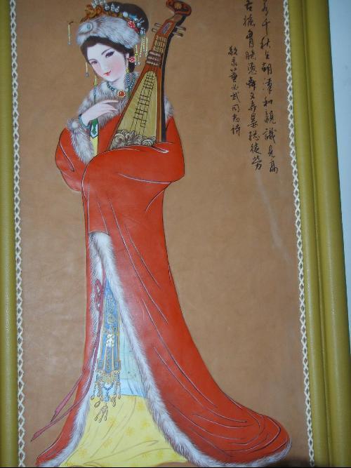 杨玉环并称为中国古代四大美女图片