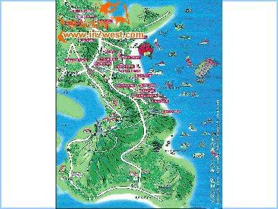 汉代在现在的三亚市崖城镇设立了珠崖郡治,隋设临振郡,唐代改为振州.图片