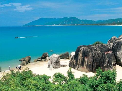 中国海南岛