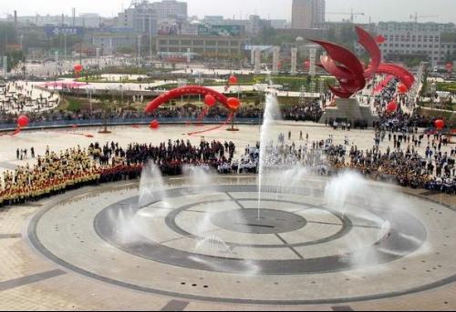 南风广场图片