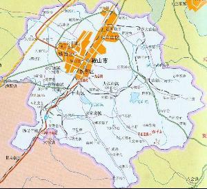 青岛市市南区各街道区划图