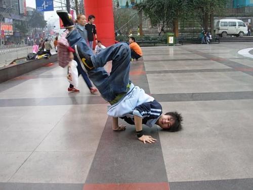街舞-历史图片