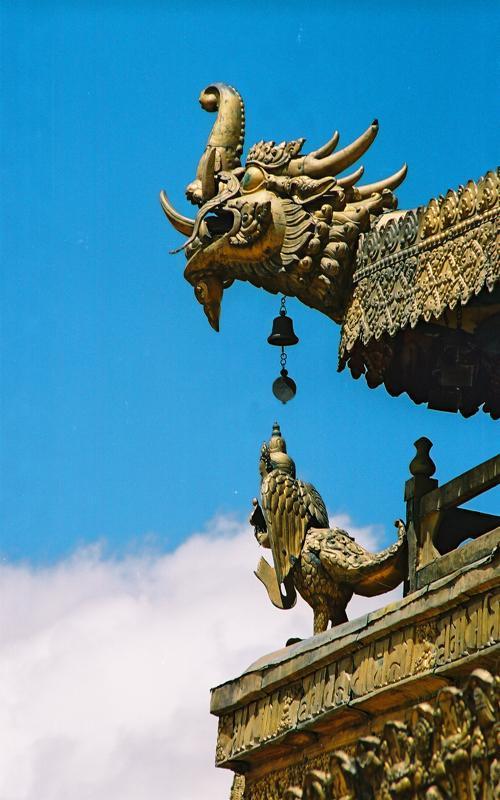 脊兽(古代建筑构件)