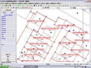 甘肃院校管理与地籍测绘图纸哪个专业好?马卡龙异形土地图片