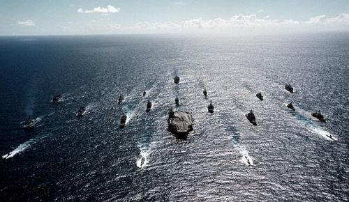 美军将怎样被中国逼出第一岛链? - 柔弱的心 - 柔弱的心の博客