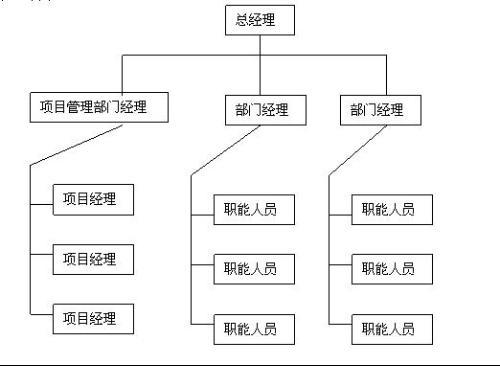 奥运会矩阵式组织结构