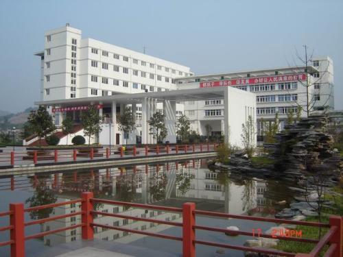 四川省广元外国语学校图片