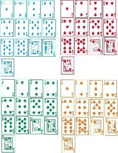 扑克牌有几种玩法_扑克牌 - 搜狗百科