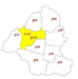 微山县行政区划_