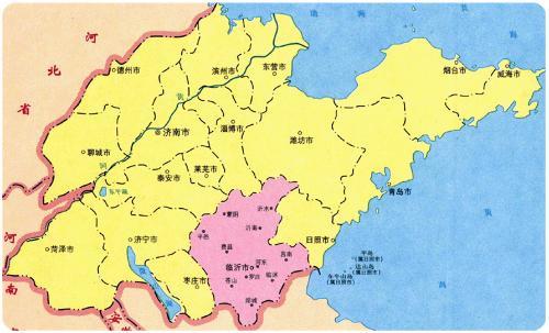 2017越南地图高清版
