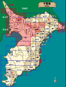 千叶县人口位于日本第六位