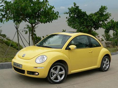 甲壳虫汽车高清图片