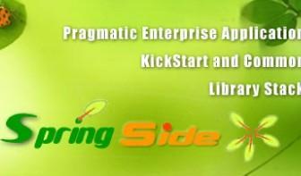 JavaEE参考示例SpringSide