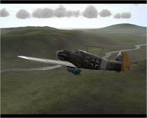 伊尔2飞机游戏