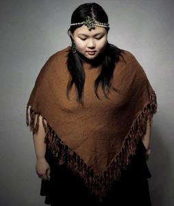 中国第一肉模人体写真 胖美女