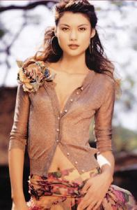 中国那么大 美女模特也很多