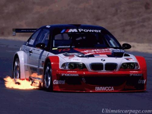 BMW M3 GTR 搜狗百科高清图片