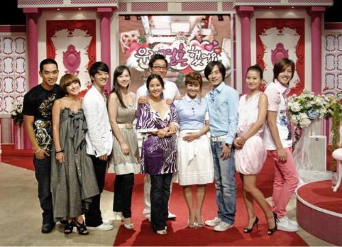 《我们结婚了》是韩国今年最受欢迎的