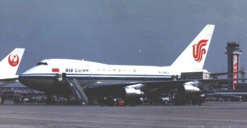 国航747sp