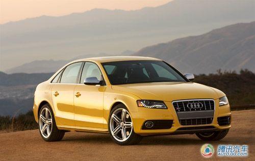 奥迪s4  2013新款奥迪S4年内德国上市综合海外媒体报道,新...