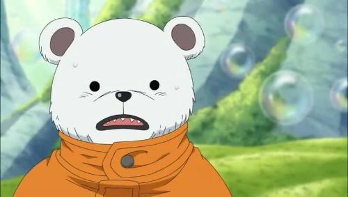 海贼王贝波熊头像