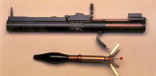 m72+law火箭筒