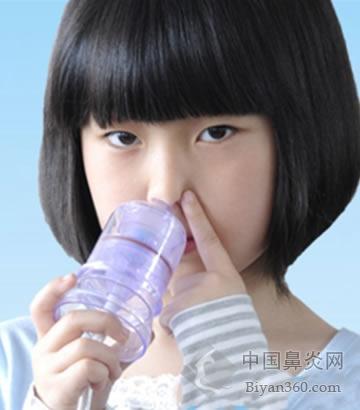 儿童慢性鼻炎