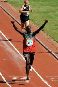 奥运会田径男子5000米图片