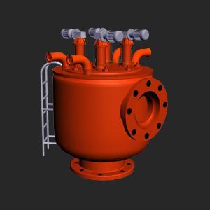 自清洗式水过滤器图片