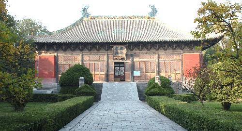 永乐宫 永乐宫属全国重点文物保护单位,位于山西省芮城县...
