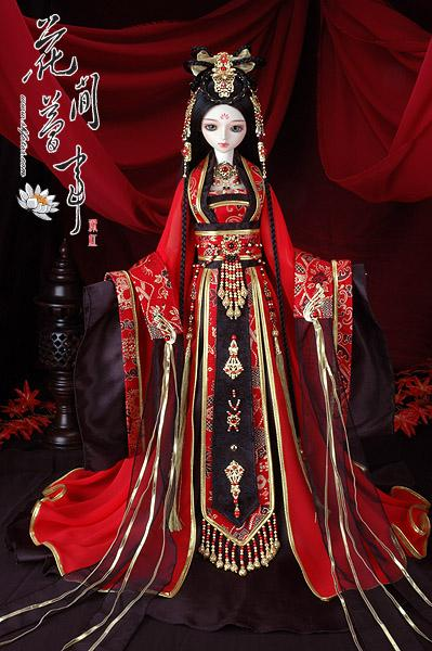 中国古代女子妆饰
