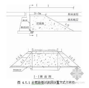 桥台一般是石砌或素混凝土结构,轻型桥台则采用钢筋混凝土结构.