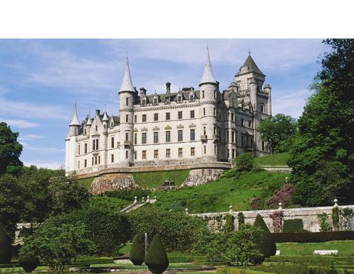 欧式城堡风格木门