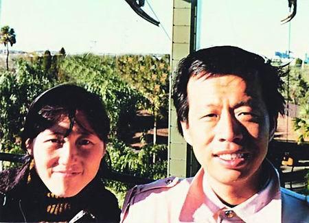 王小波和爱人   的生活.   有人说,王小波只是一个特例,生...