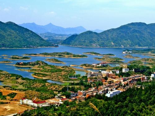 荆楚第一奇湖-仙岛湖生态旅游风景区