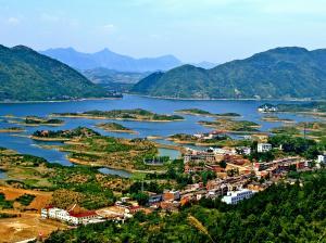 岛湖_荆楚第一奇湖-仙岛湖生态旅游风景区