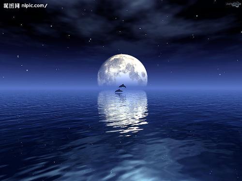 水晶拼图月亮步骤