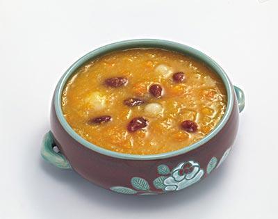 何首乌红枣粥