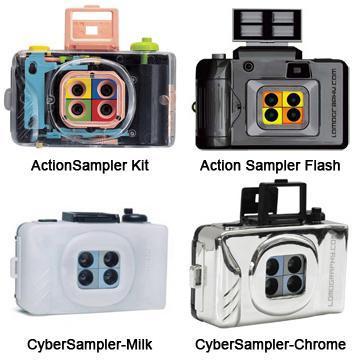 LOMO相机与普通数码相机有什么区别