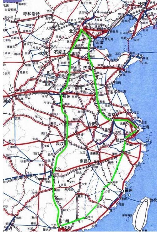 沪广高速铁路