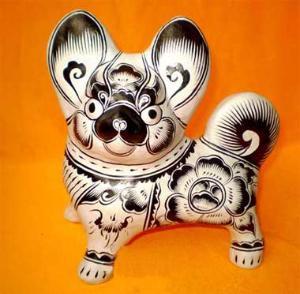 在新石器时代,中国已有彩塑.