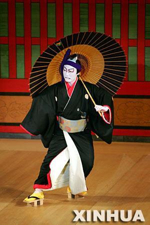 日本能剧傀儡戏歌舞伎都是什么